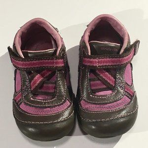 Stride Rite Toddler Girls Loafer Shoes Size 4